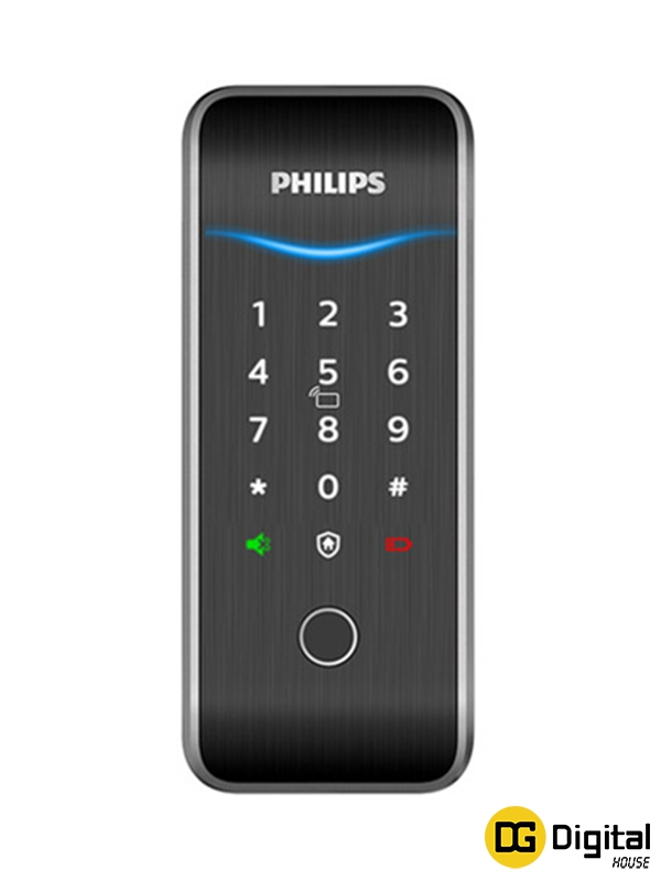 Philips Easykey 5000 Rim Lock