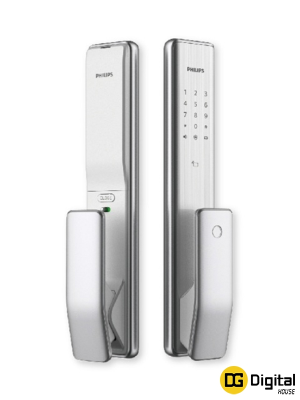 Philips Easykey Alpha Push pull lock