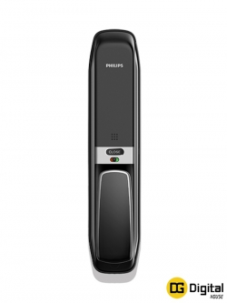 Philips Easykey 9000 Push pull lock